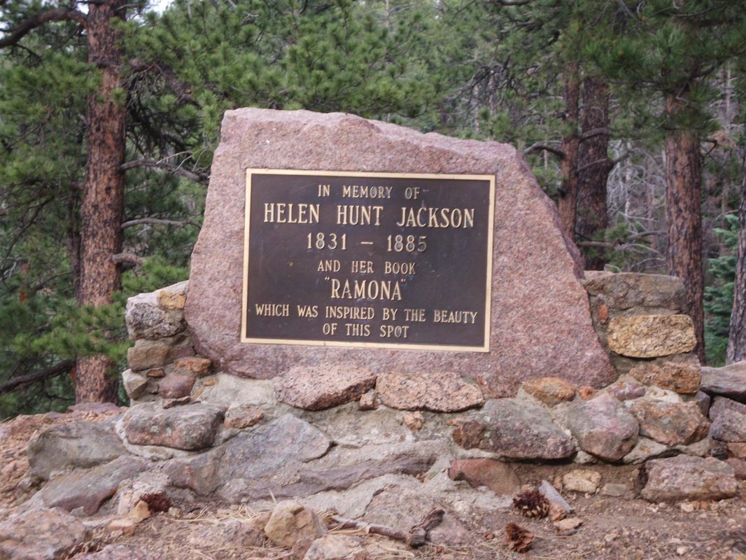 Helen Hunt grave colorado springs